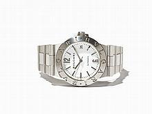 Bulgari Auctomatic Wristwatch, Ref. LCV 35 S, Around 2005