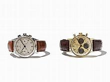 Zenith: 2 Chronographs, Switzerland, 1950-1960