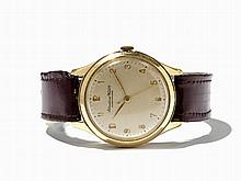 IWC Gold Wristwatch, Switzerland, Around 1965