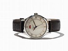 LeCoultre Wristwatch, Switzerland, Around 1950