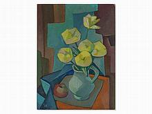 Painting, Still Life with Flowers, presumably Austria, 1930s