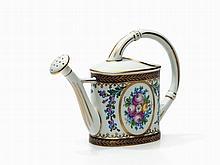 Saxon Porcelain Manufactory Dresden, Porcelain Watering Can