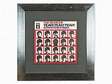 After Robert Freeman, Sign. Cover 'Yeah! Yeah! Yeah!', 1964