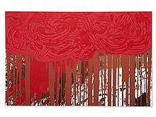 Hermann Nitsch, Terragraph, Levitikus XI, Israel, 2010