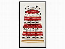 After Andy Warhol (1928-1987), The Souper Dress, 1966/67