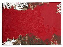 Hermann Nitsch, Terragraph, Levitikus II, Israel, 2010