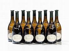 9 Bottles 1996 & 1997 de Ladoucette Pouilly-Fumé Baron de L