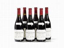 6 Bottles 1991 Méo-Camuzet Clos de Vougeot, Burgundy