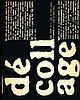 (20th Century - Fluxus) DECOLLAGE  Décollage no. 3 (Bullettin aktueller Ideen) = Signed by Nam June Paik, Nam June Paik, €200