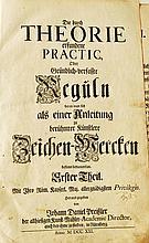 (18th Century - Fine arts) Johann David PREISSLER Die durch Theorie erfundene Practic