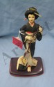 Vintage Geisha girl doll