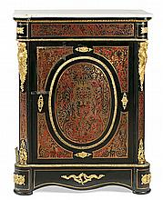 French Napoleon III dresser, second half of the 19th Century