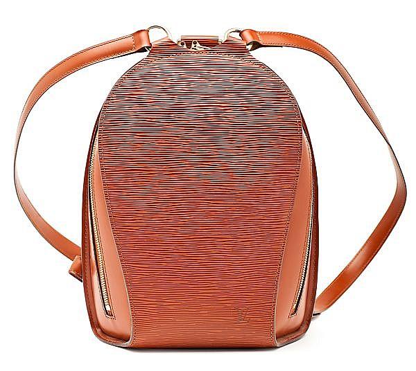 Louis Vuitton, bolso en piel