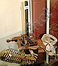 WWII period Browning machine gun belt loader