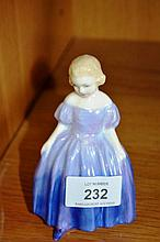 Royal Doulton figurine - 'Marie' HN1370