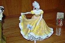 Royal Doulton figurine - 'Ninette'