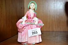 Royal Doulton figurine - 'Bo Peep', HN1811