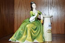 Royal Doulton figurine - 'Secret Thoughts', HN2382
