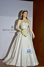 Royal Doulton figurine - 'Catherine - Royal