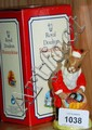 Royal Doulton figurine 'Santa Bunnykins - Happy