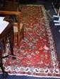 Persian 100% wool hand woven runner Hamadan 309 x