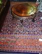 Persian 100% woollen hand woven rug 'Tabriz'