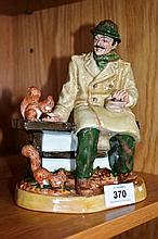 Royal Doulton figurine 'Lunchtime' HN2485`