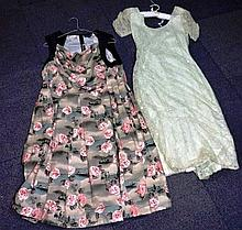 2 dresses incl. Nicola Waite Australian made dress