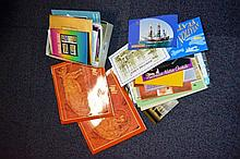 Collection of Australian mint unused stamps,