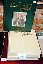 Book: 'The Bradman Albums' - Vol. 1 & 2, with