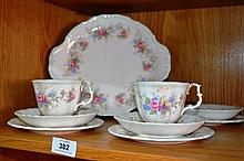 Small collection of Royal Albert tea ware