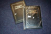 2 x executive edition year books of Australian