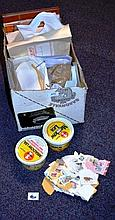 Box containing assorted stamps including bulk on