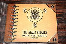 Book: 'The Black Pirates - 400th bomber squadron,