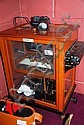 Oertling English made laboratory scales of