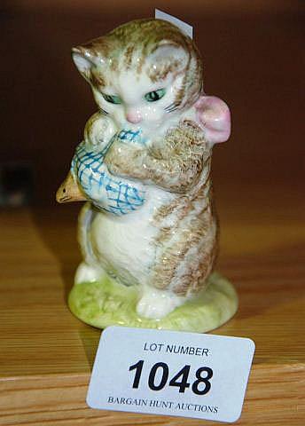 A Beswick Beatrix Potter figurine
