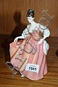 A Royal Doulton figurine 'Fair Lady' HN2832