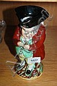 An antique English Staffordshire Toby Jug 'The