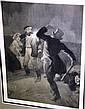 Norman Lindsay, pen & ink wash, illustration