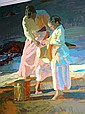 Ron Hatfield, limited edition print, mother