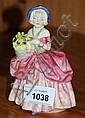 A Royal Doulton figurine 'Cissie' HN1809