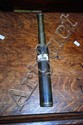 Antique brass telescope, 3 drawer