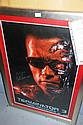 Terminator III 'Rise of the machine', hand signed