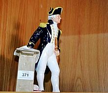 Rare Royal Doulton figurine 'The Captain' HN2260
