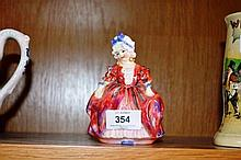 Vintage Royal Doulton figurine 'Claribel HN1951'