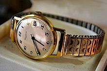 Vintage gents wrist watch made by Progress,