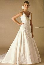Wedding Dress. Brand new with tags,  Gorgeous beading