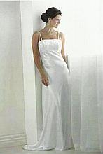 Wedding Dress. Brand new with tags, This is a gorgeous satin slimline wedding dress