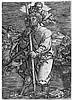 Aldegrever, Heinrich: Der hl. Christophorus