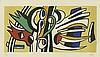 Léger, Fernand: Composition murale